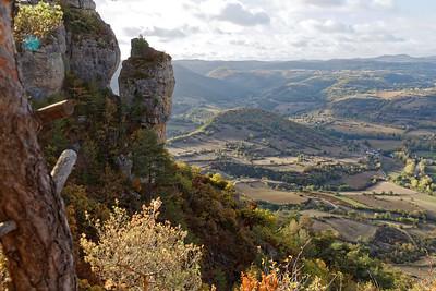 Vallée de la Dourbie et Larzac