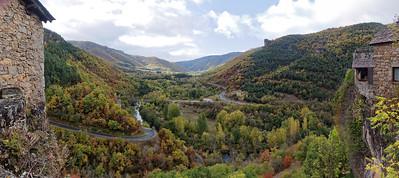 Cantobre - Vallée de la Dourbie