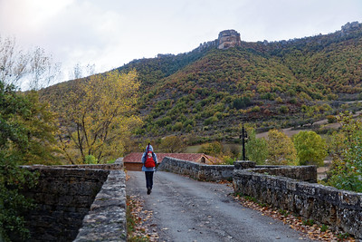 Pont de la Prade & Roc Nantais
