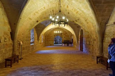 Prieuré St Michel - Salle du Chapitre