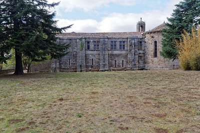 Prieuré St Michel - Le Chevet