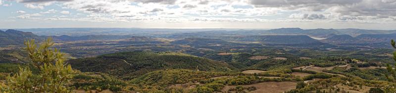 Panorama du Serre Bouissoux
