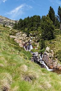 Vallée de Ransol - Riù de Jan.