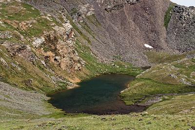Vallée de Ransol - Estany dels Meners de la Coma