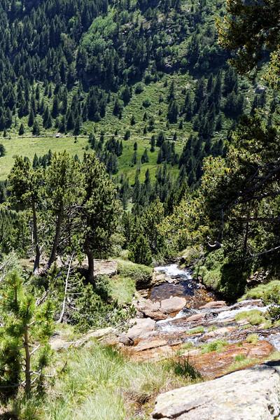 Vallée de Ransol - Riù de Jan