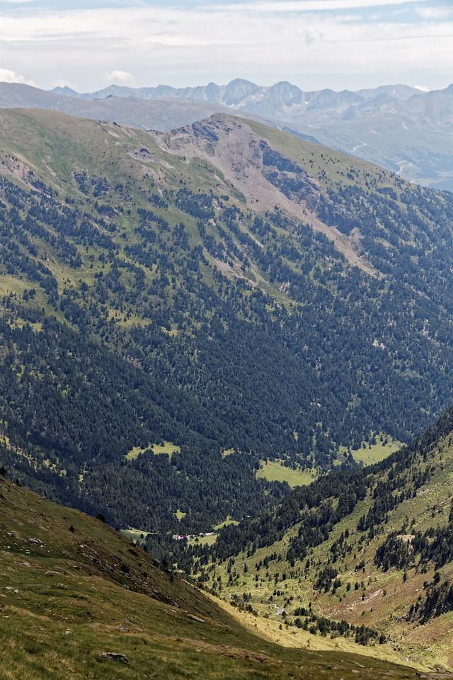 Vallée de Ransol- Sous l'Estany Mort