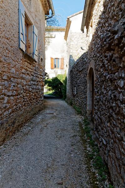 Hameau des Crottes (Labastide de Virac)