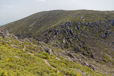 Col Sabatier & Mont Carpiagne