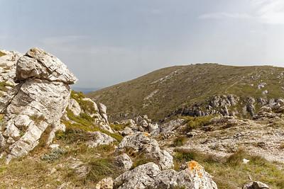 Mont St Cyr - Le Mont Carpiagne