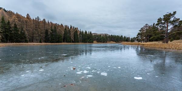 Lac des Monges, France