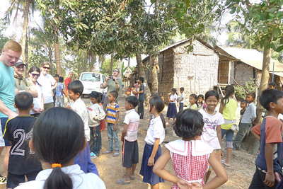Cambodia - April 2014