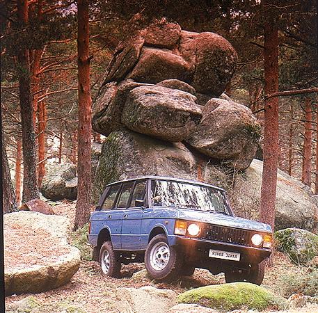 Range Rover 168