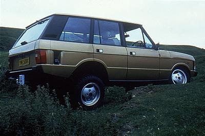 Range Rover 217