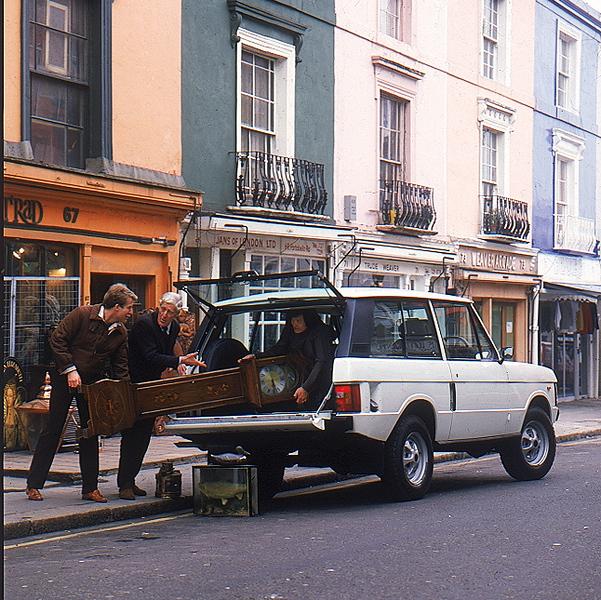 Range Rover 162