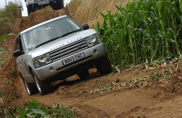 Range Rover 105