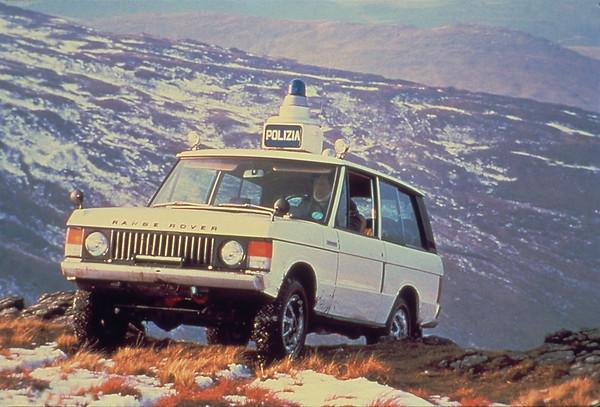 Range Rover 349