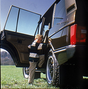 Range Rover 222