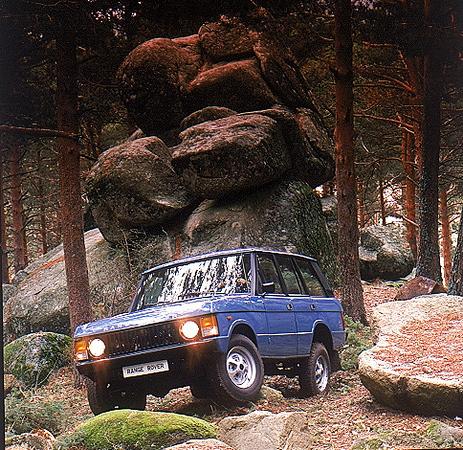 Range Rover 172