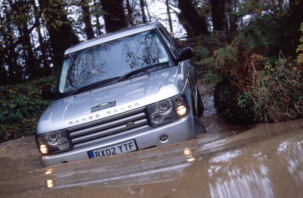 Range Rover 409