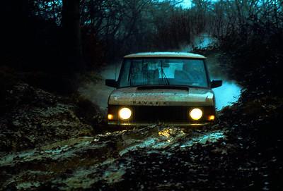 Range Rover 007