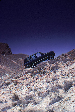 Range Rover 205