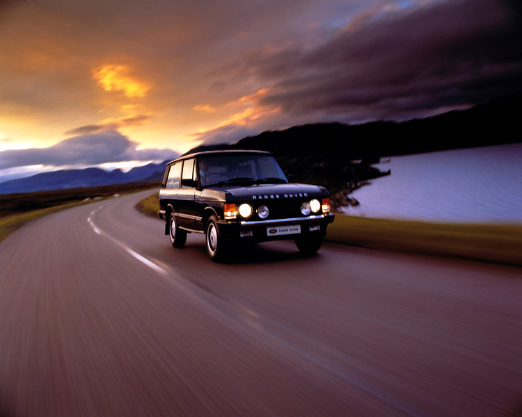 Range Rover 357