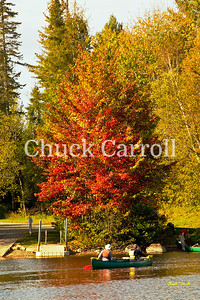 Rangeley, Maine - Fall 2011