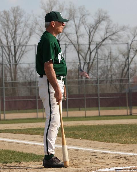 Ranger Freshmen Baseball