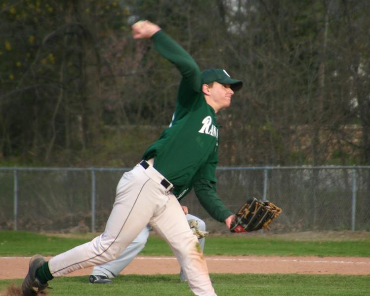 Ranger Varsity Baseball