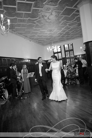 Entrance and 1st Dance