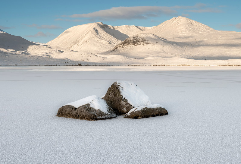 Winter Rannoch