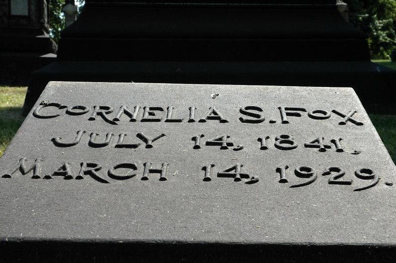 Cornelia died age 88