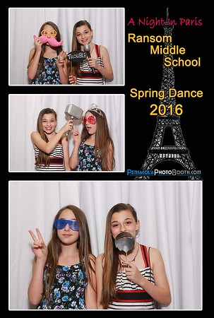 Ransom Middle School Spring Dance 4-8-2016