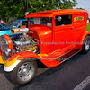 2nd annual Ransomville Car and Tractor Show, June 15, 2011