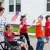 Flag Day Parade in Ransomville, NY on June 13, 2014.