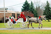 Ransomville, NY, Lighting of the Wreath 2010