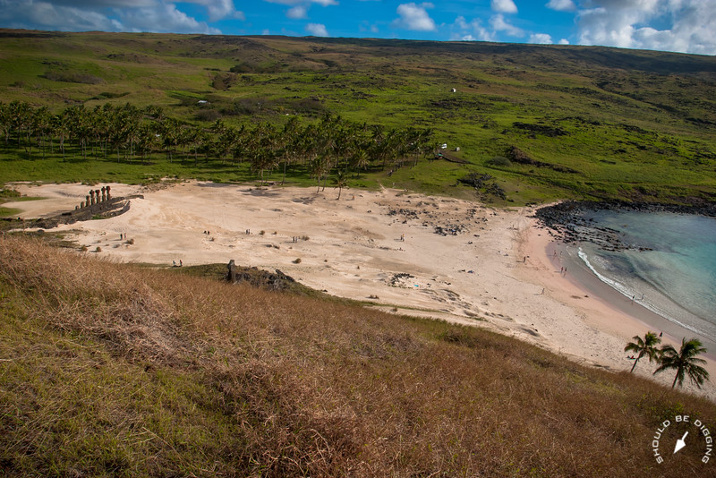 Anakena Beach I