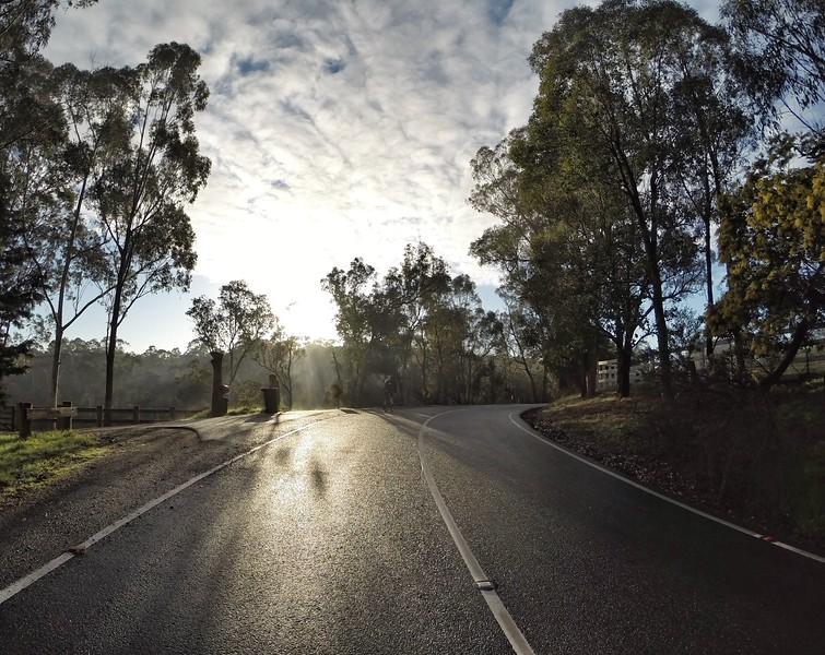 Rapha Rising Day 1: Mt Dandenong via Mt Pleasant road and Croydon