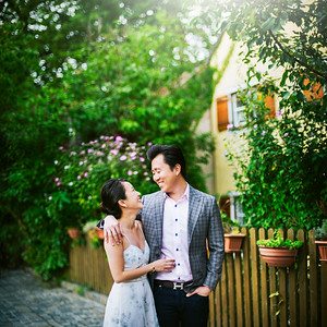 Alexis & Raphael [engagement]
