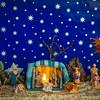 Crèche de Noël 2014