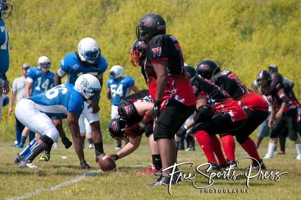 Raptors vs North Stars (2014)