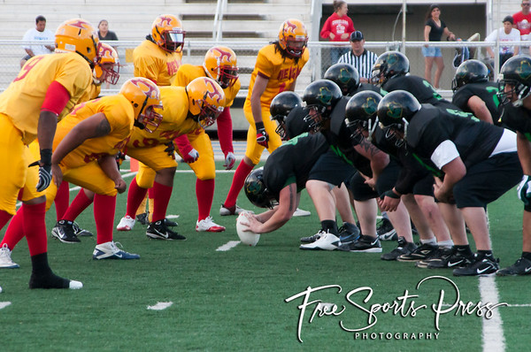 Roughriders vs Unknown Opponent (2012)
