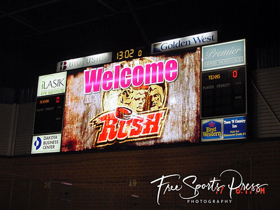 Rush vs Brahmas (03/17/2010)