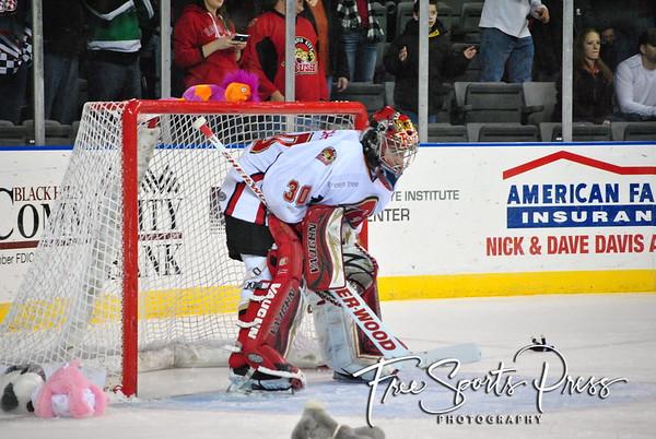 Rush vs Mallards (12/03/2010)