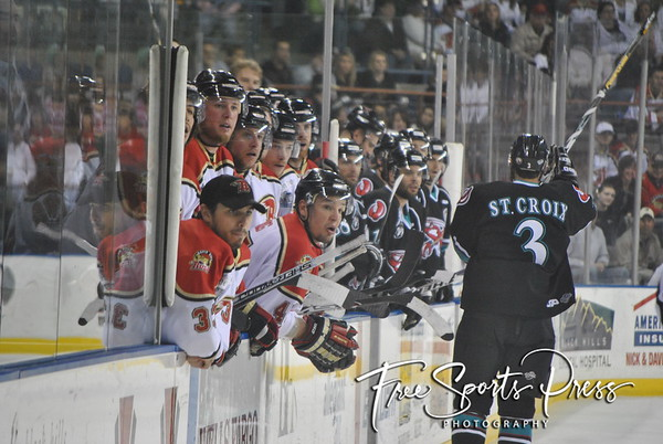 Rush vs Mudbugs (04/10/2010)