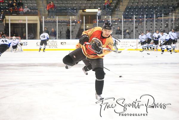Rush vs Icemen (01/21/2011)