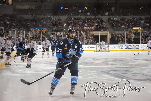 Rush vs Icemen (11/23/2011)