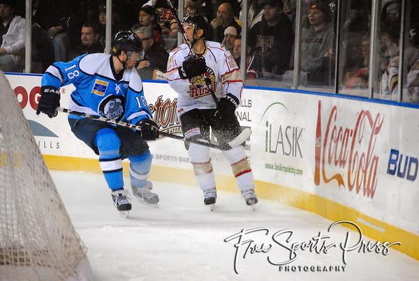 Rush vs Icement (11/26/2011)