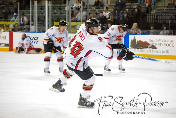 Rush vs Komets (04/15/2011)