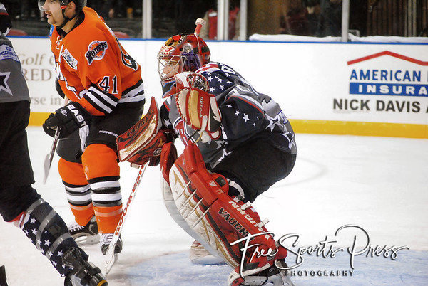 Rush vs Komets (11/11/2011)